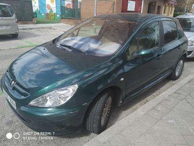 usado Peugeot 307 2.0HDI XT 110