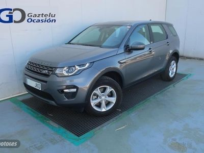 gebraucht Land Rover Discovery 2.0TD4 Pure 4x4 150