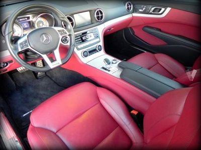 usado Mercedes SL500 Clase