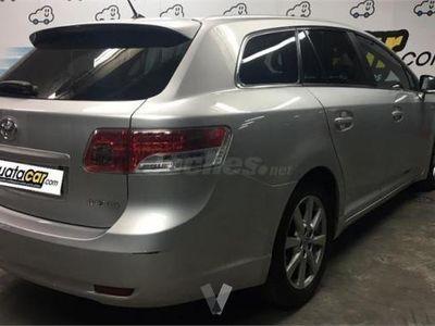 usado Toyota Avensis 2.2 D4d Sol Wagon 5p. -10