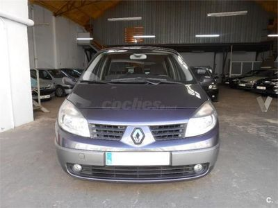 usado Renault Scénic Luxe Privilege 1.9dci 5p. -04