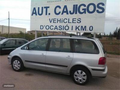 usado Seat Alhambra 1.9 TDi 115CV Stylance
