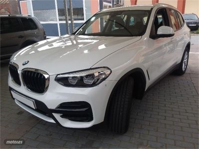 brugt BMW X3 XDRIVE20I
