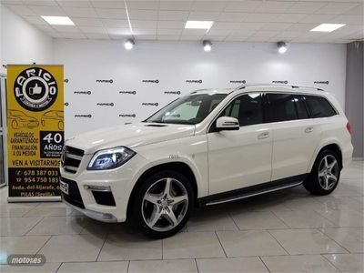 second-hand Mercedes GL63 AMG Clase GLAMG