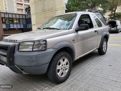 usado Land Rover Freelander 2.0TD4 S Targa