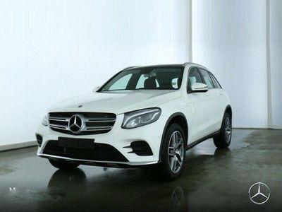usado Mercedes GLC250 4M AMG TechoPano LED Nav