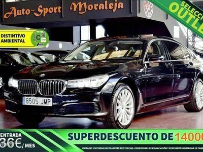 usado BMW 730L Serie 7 dA