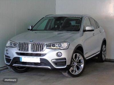 brugt BMW X4 xDrive 20dA