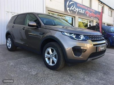used Land Rover Discovery TD4 4WD SE 7 asientos