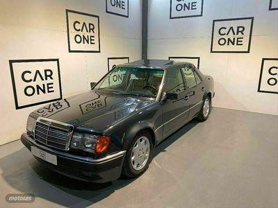 usado Mercedes E500 Clase