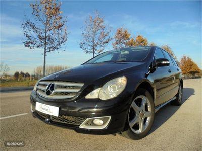 usado Mercedes R320 CDI 224CV 5P 6PL *NACIONAL*6 PLAZAS*