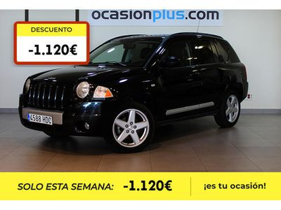 brugt Jeep Compass 2.2 CRD Limited 4x4 120kW (163CV)