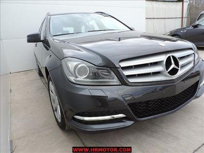 usado Mercedes C200 CDI BE Avantgarde Estate