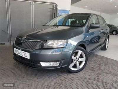 used Skoda Rapid 1.6 TDI CR 90cv Ambition