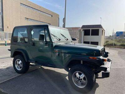 usado Jeep Wrangler 4.0 YJ
