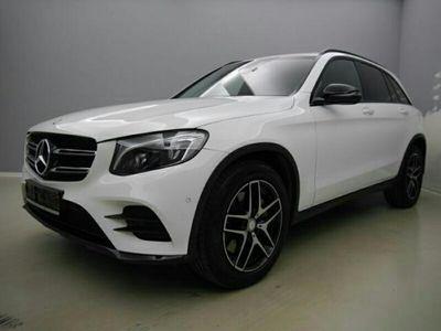 usado Mercedes GLC220 d 4Matic AMG *9G-TRONIC*