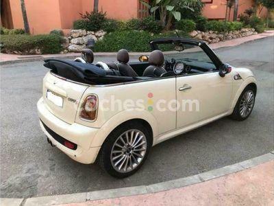 usado Mini Cooper S Cabriolet Aut. 175 cv en Barcelona