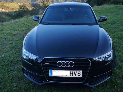 usado Audi A5 Coupé 2.0TDI S line edition Mult.