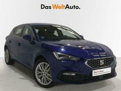 usado Seat Leon 1.4 e-Hybrid DSG-6 S&S Xcellence 150 kW (204 CV)