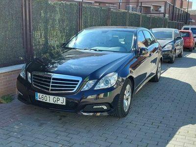 usado Mercedes E250 ClaseBE Avantgarde Aut.