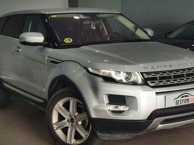 usado Land Rover Range Rover evoque 2.2L SD4 Prestige 4x4 190