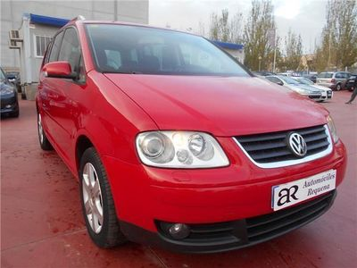 usado VW Touran 2.0TDI Traveller DSG Automatica ,Impecable !!!!!