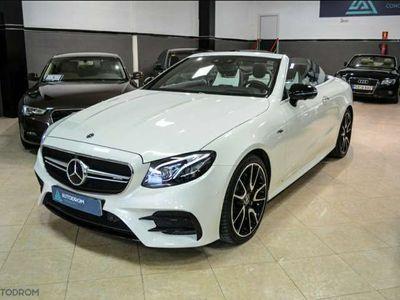 usado Mercedes E53 AMG AMG Clase Cabrio C238 Cabrio 4Matic 9G-Tronic