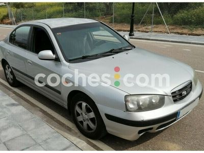 usado Hyundai Elantra 2.0 Gls Crdi 112 cv en Toledo