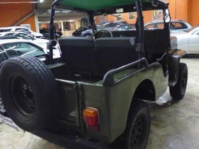 usado Jeep Willys 1956 60000 KMs a € 14990.00