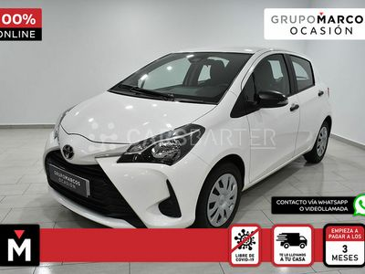 usado Toyota Yaris 1.5 DUAL VVT-IE ACTIVE 5P