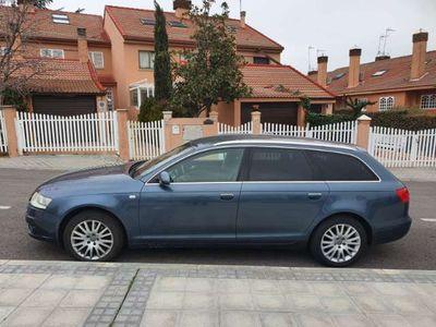 usado Audi A6 Avant 2.0TDI Multitronic DPF