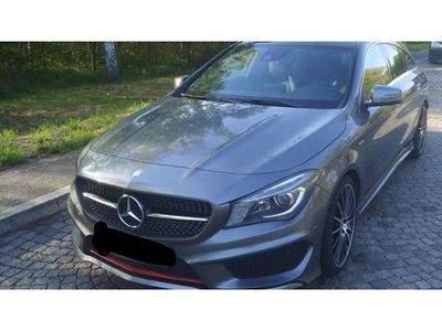 usado Mercedes CLA250 Shooting Brake Sport 4Matic 7G-DCT
