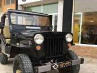 usado Jeep Willys Diesel