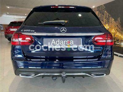 usado Mercedes 300 Clase C C EstateDe 9g-tronic 306 cv en Cantabria