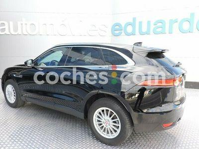 usado Jaguar F-Pace F-pace2.0i4d Prestige Aut.rwd 180 180 cv en Rioja, La