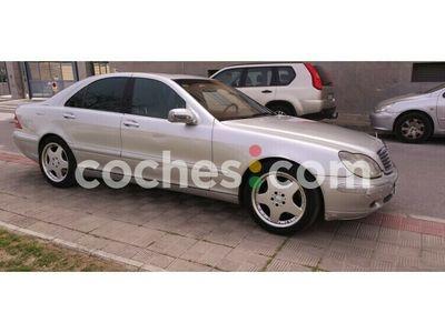 usado Mercedes S400 Clase SCdi 250 cv en Sevilla