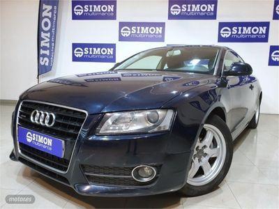 brugt Audi A5 3.0 TDI quattro DPF