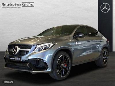 usado Mercedes GLE63 AMG Clase GLE AMGS 4MATIC