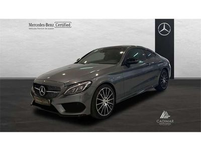 usado Mercedes C43 AMG Coupé AMG 4Matic 9G-Tronic