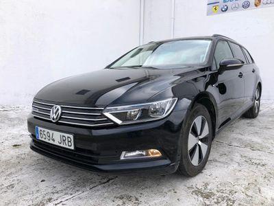 gebraucht VW Passat Variant 1.6TDI Bluemotion 88kW