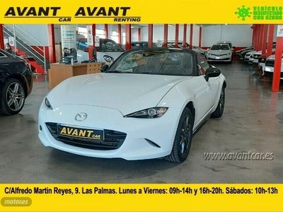 usado Mazda MX5 1.5 96kW 131CV Luxury
