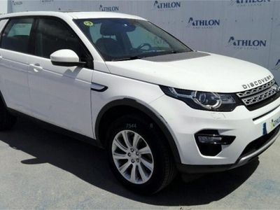 gebraucht Land Rover Discovery TD4 4WD HSE AT 7 asientos