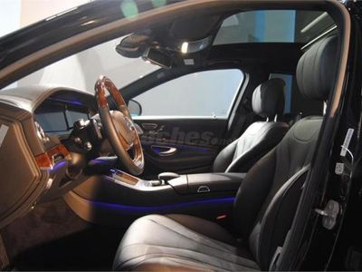 usado Mercedes S350 Clase SD L 4p. -16