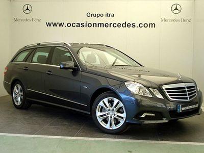 usado Mercedes 350 Clase E CLASE4MATIC AVANTGARDE ESTATE