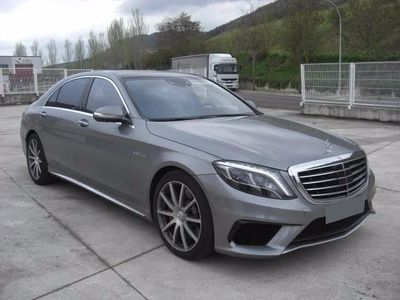 usado Mercedes S350 ClaseBt 4m Edition 1