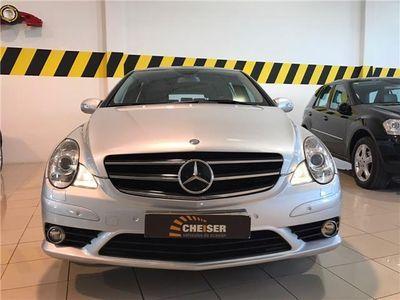 usado Mercedes R350 CDI 4M L 7 PLAZAS!!! IVA DEDUCIBLE !!!!!!
