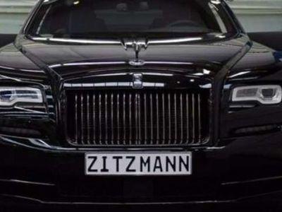 usado Rolls Royce Wraith *BLACK BADGE*
