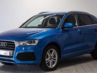 usado Audi Q3 2.0TDI Sport edition S tronic 110kW