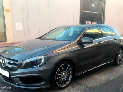 second-hand Mercedes A200 Clase ACDI AMG Line