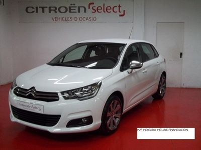 brugt Citroën C4 1.6e-hdi Collection 115